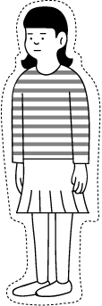 女の子メインビジュアル